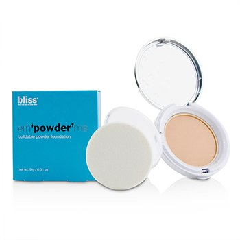 Bliss Empowder Me Buildable Powder Foundation - # Shell