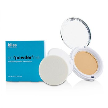 Bliss Empowder Me Buildable Powder Foundation - # Natural