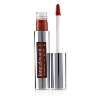 Bliss Long Glossed Love Serum Infused Lip Stain - # Poppy Can You Hear Me