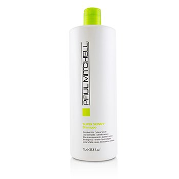 Paul Mitchell Super Skinny Shampoo (Smoothes Frizz - Softens Texture)