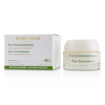 Pure Environment Hydra-Oxygenating Face Cream