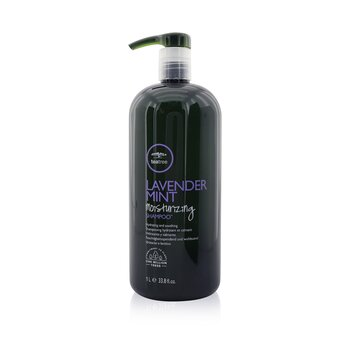 Paul Mitchell Tea Tree Lavender Mint Moisturizing Shampoo (Hydrating and Soothing)