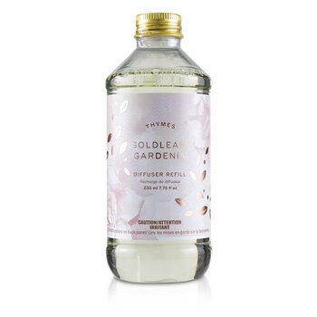 Thymes Aromatic Diffuser Refill - Goldleaf Gardenia