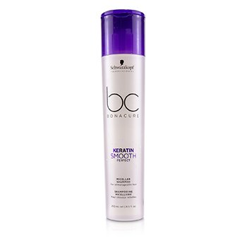 Schwarzkopf BC Bonacure Keratin Smooth Perfect Micellar Shampoo (For Unmanageable Hair)