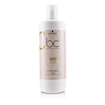 Schwarzkopf BC Bonacure Q10+ Time Restore Conditioner (For Mature and Fragile Hair)