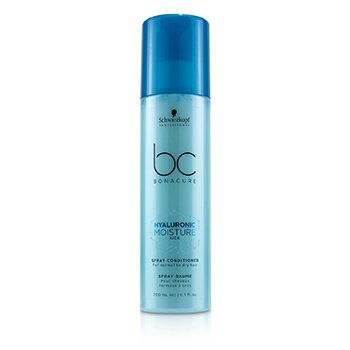 Schwarzkopf BC Bonacure Hyaluronic Moisture Kick Spray Conditioner (For Normal to Dry Hair)