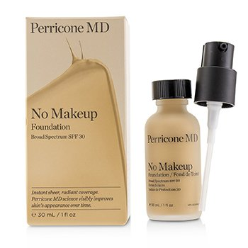 Perricone MD No Makeup Foundation SPF 30 - Light (Exp. Date 10/2019)