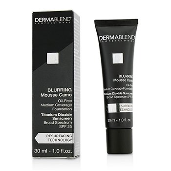 Dermablend Blurring Mousee Camo Oil Free Foundation SPF 25 (Medium Coverage) - #20N Fwan (Exp. Date 10/2019)
