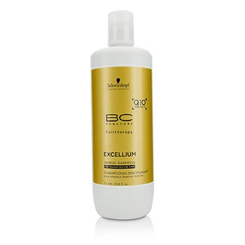 BC Excellium Q10+ Omega 3 Taming Shampoo - For Coarse Mature Hair (Exp. Date: 11/2019)