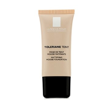 Toleriane Teint Mattifying Mousse Foundation SPF 20 - 04 Golden Beige (Exp. Date 01/2020)