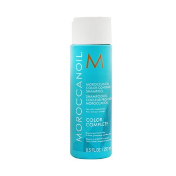 Moroccanoil Color Continue Shampoo (For Color-Treated Hair)