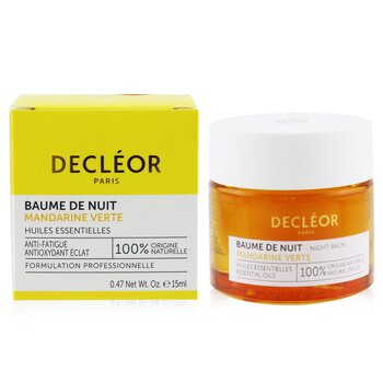 Decleor Green Mandarin Glow Night Balm