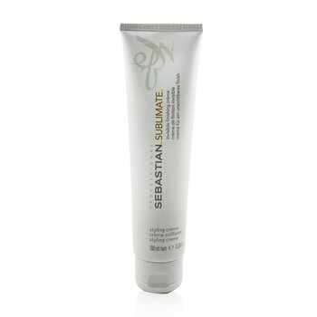 Sebastian Sublimate Invisible Finishing Crème - Styling Crème (Box Slightly Damaged)