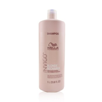 Wella Invigo Blonde Recharge Color Refreshing Shampoo - # Cool Blonde