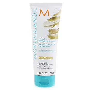 Moroccanoil Color Depositing Mask - # Champagne