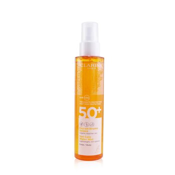 Clarins Sun Care Water Mist For Body SPF 50+