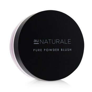 Au Naturale Pure Powder Blush - # Pomegranate (Exp. Date 26/08/2021)