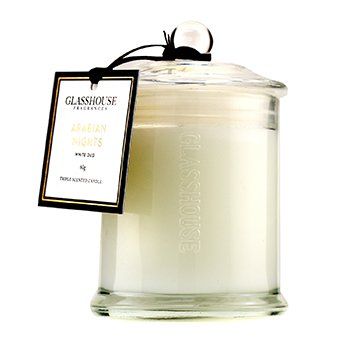 Glasshouse Triple Scented Candle - Arabian Nights