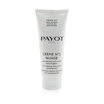 Payot Creme No 2 Nuage Anti-Redness Anti-Stress Soothing Care (Salon Size)
