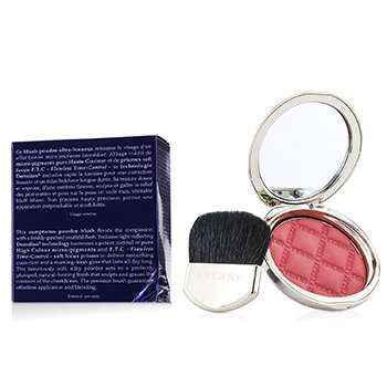 By Terry Terrybly Densiliss Blush - # 3 Beach Bomb (Box Slightly Damaged)